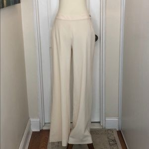 Ralph Lauren Black Label Winter White Trouser Pant